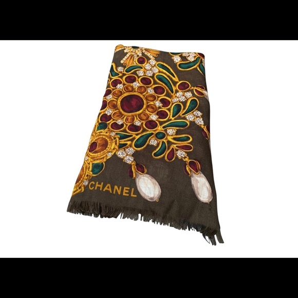 CHANEL Accessories - Chanel *Vintage* Scarf ▪️